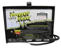 Do these chargers automatically turn on if the voltage in batteries get low after being plugged in for a day?