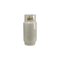 RFP 5 tow motor fork lift propane tanks with gauges SY9724-PRO : Forklift Steel LPG Tank 33.5 lbs - 15kg