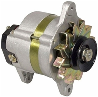 does this alternater have a built-in voltage regulator.  If not, do you sell the regulator?