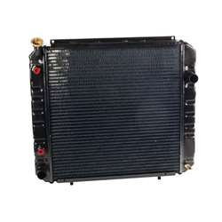 FORKLIFT RADIATOR - HYSTER/YALE 1375909, 580013390, 2038182, 8504676, 580037662, 8504676T